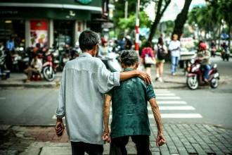 Tình già Sài Gòn
