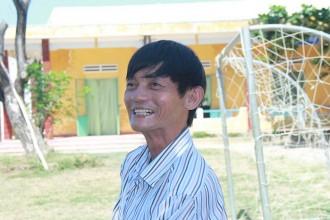Nhà thơ Trần Phước Ninh luôn sống lạc quan, yêu đời