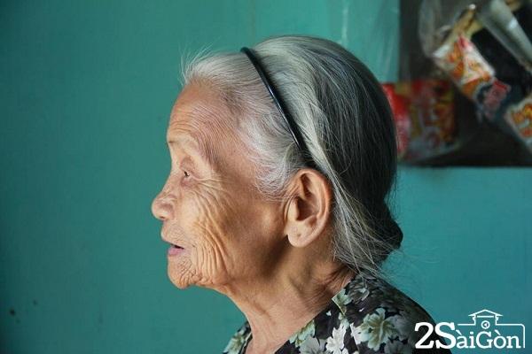 Người mẹ già Trần Phước Ninh luôn đồng hành trên mỗi bước đường