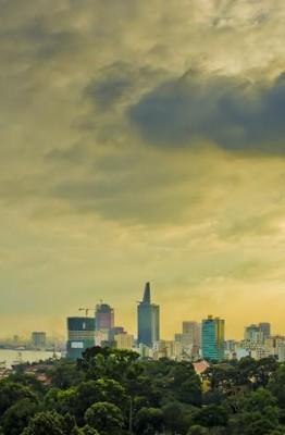 Một góc Sài Gòn