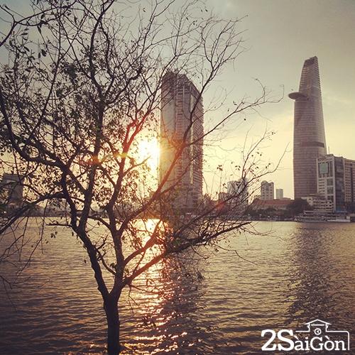 Sài Gòn mùa chia xa