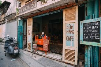 sài gòn - cafe cổ xưa 1