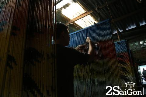 sài gòn - làng nghề mành trúc 7