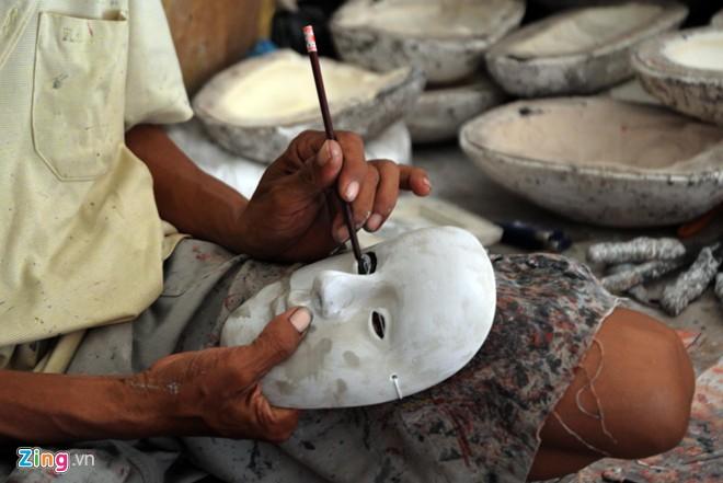 sài gòn - nghề làm mặt nạ 2