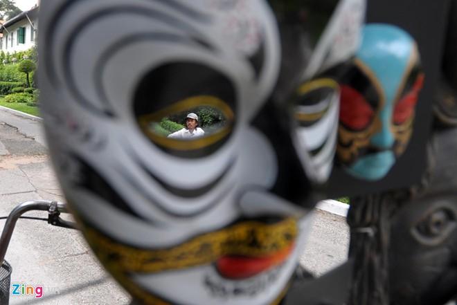 sài gòn - nghề làm mặt nạ 8