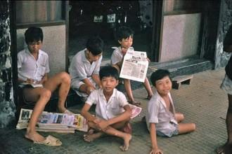 sài gòn - trẻ em đường phố năm 90 -5