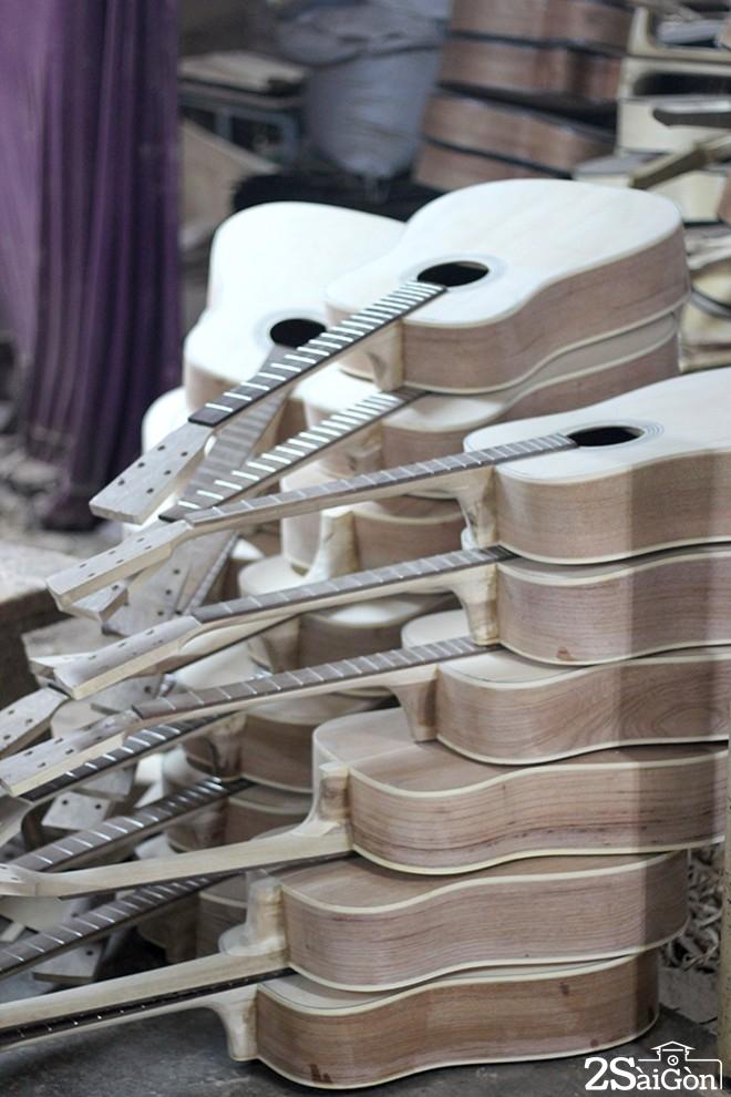 sài gòn - xưởng làm đàn guitar 13