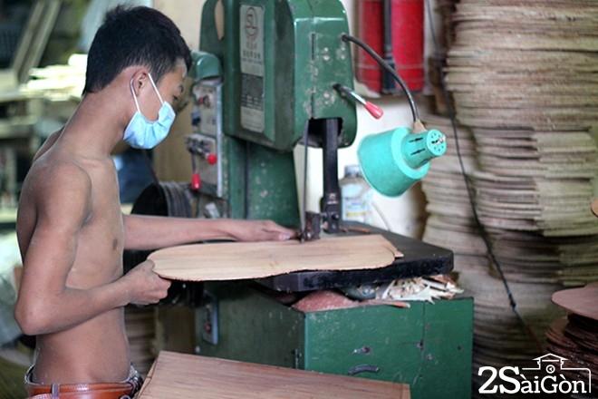 sài gòn - xưởng làm đàn guitar 2