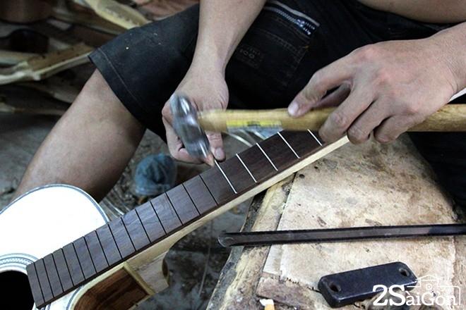 sài gòn - xưởng làm đàn guitar 8