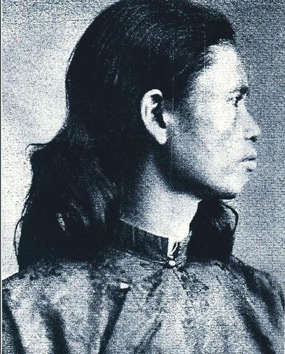 Chân dung Trương Vĩnh Ký