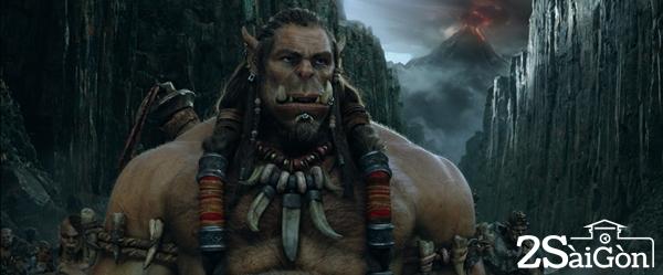 """Nam diễn viên Toby Kebbell – vai tộc trưởng Durotan của bộ tộc Frostwolf – vốn không hề xa lạ với công nghệ MoCap nhờ từng thủ vai Koba trong """"Dawn of the Planet""""."""