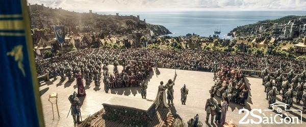 Sau 123 ngày ghi hình, bộ phim còn tốn tới 20 tháng cho phần hậu kỳ và đạo diễn Duncan Jones đặc biệt chú trọng tới hiệu ứng kỹ xảo với hơn 1,000 cảnh quay phức tạp.