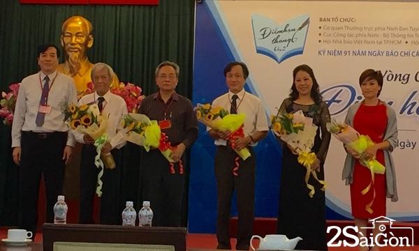 Các tác phẩm, tiết mục do các đơn vị báo chí mang đến Liên hoan phong phú.