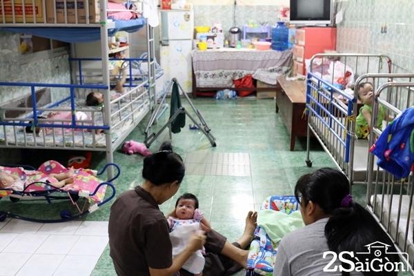 Tại chùa Kỳ Quang 2, có những tình nguyện viên gắn bó gần 20 năm.