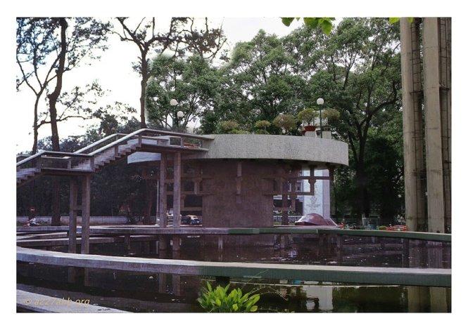 Bộ ành so sánh Sài Gòn xưa và nay 6