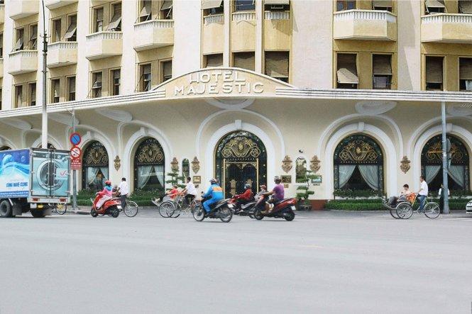 Bộ ành so sánh Sài Gòn xưa và nay 7