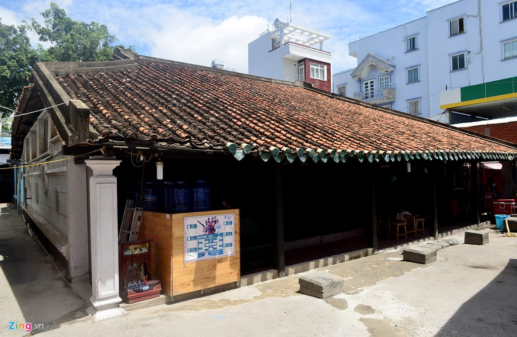 Nhà cổ di sản Vân Đường phủ ở Sài Gòn 1