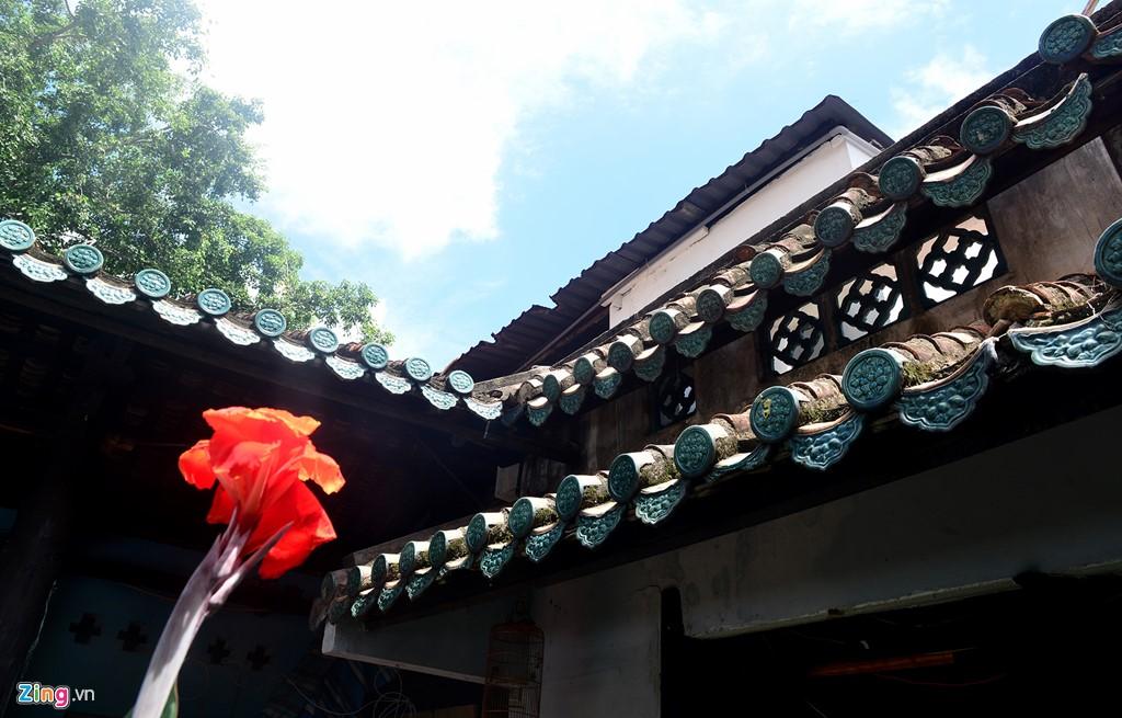 Nhà cổ di sản Vân Đường phủ ở Sài Gòn 10
