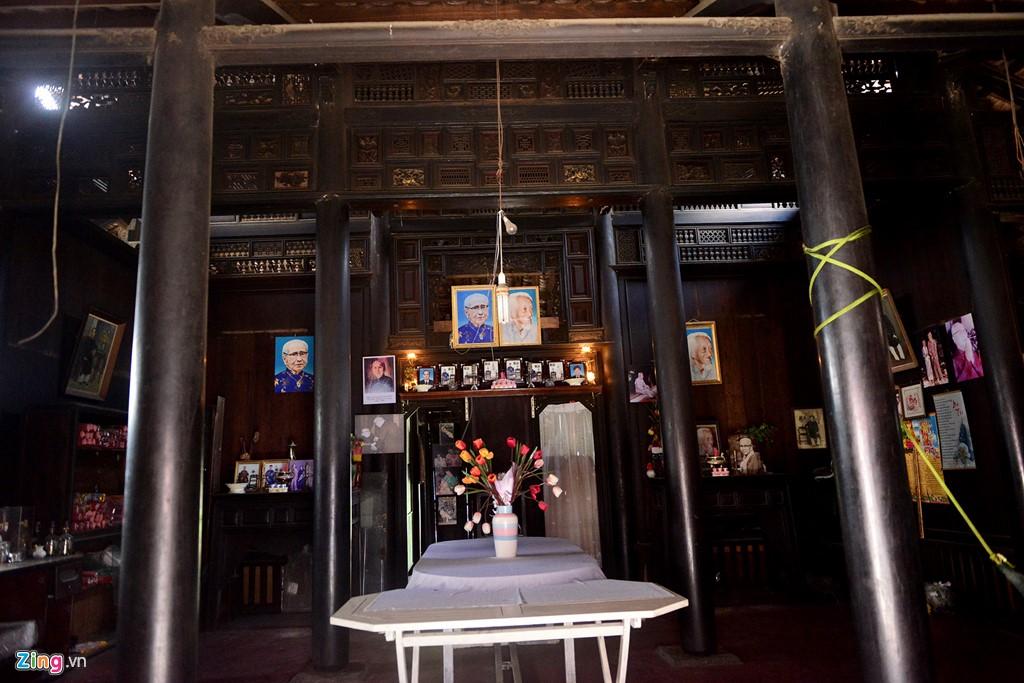 Nhà cổ di sản Vân Đường phủ ở Sài Gòn 2