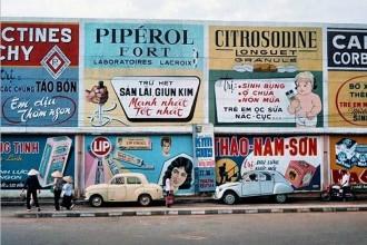 Những kiểu quảng cáo của người Sài Gòn xưa 1