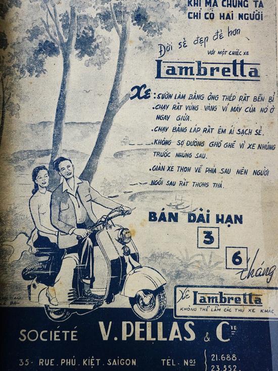 Những kiểu quảng cáo của người Sài Gòn xưa 11