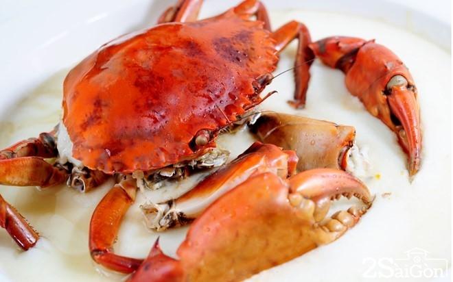 Những món ăn từ cua biển hút khách ở Sài Gòn 3