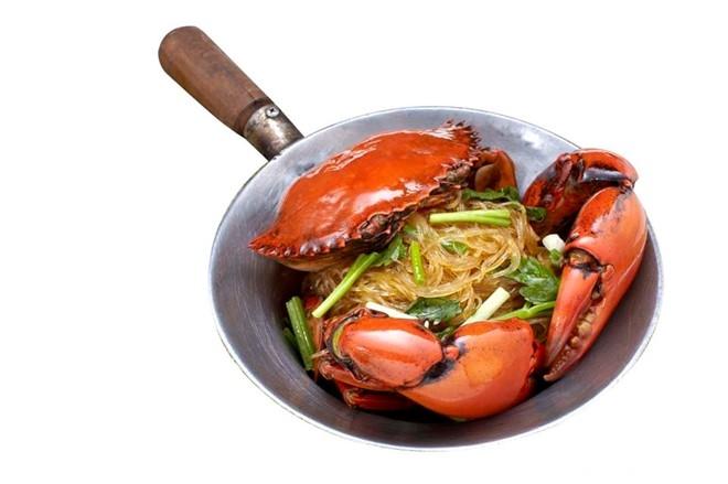 Những món ăn từ cua biển hút khách ở Sài Gòn 4