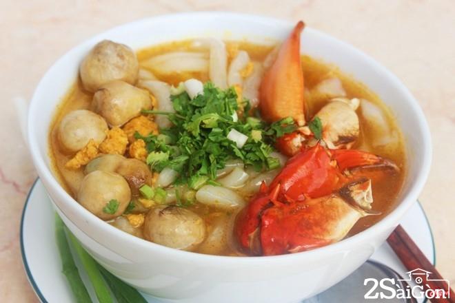 Những món ăn từ cua biển hút khách ở Sài Gòn 9