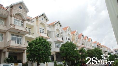 Sài Gòn những đường phố đồng phục 10