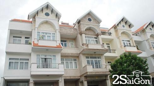 Sài Gòn những đường phố đồng phục 11