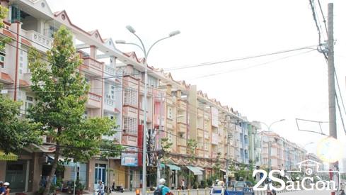 Sài Gòn những đường phố đồng phục 2