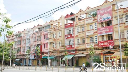 Sài Gòn những đường phố đồng phục 3