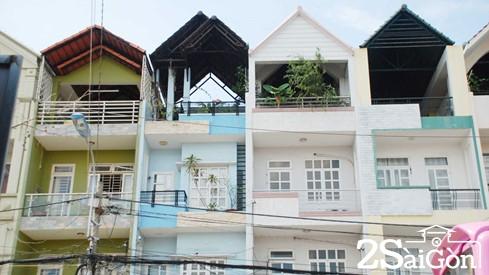 Sài Gòn những đường phố đồng phục 7