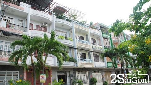Sài Gòn những đường phố đồng phục 8