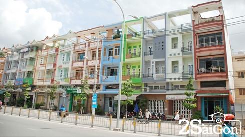 Sài Gòn những đường phố đồng phục 9