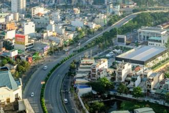 Xây dựng tuyến đường ven sông Sài Gòn
