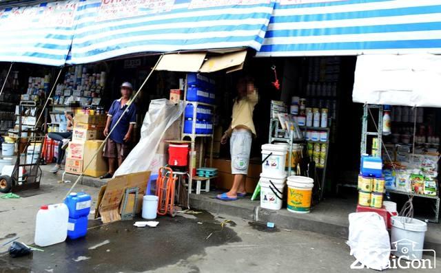 Sẽ đóng cửa chợ thần chết Kim Biên ở Sài Gòn 1