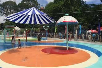 Thảo cầm viên Sài Gòn khánh thành khu vui chơi nước miễn phí 1