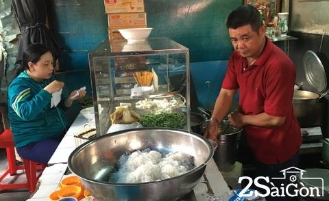 Chợ Miên độc đáo giữa lòng Sài Gòn 2