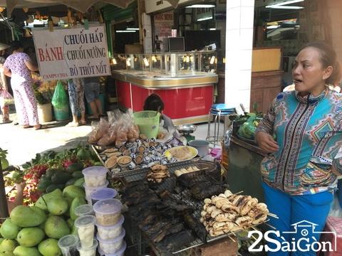 Chợ Miên độc đáo giữa lòng Sài Gòn 3