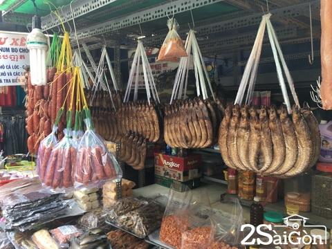 Chợ Miên độc đáo giữa lòng Sài Gòn 6