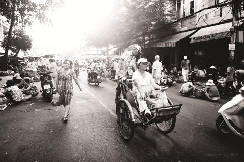 Sài Gòn, dễ gì có thể quên... 1