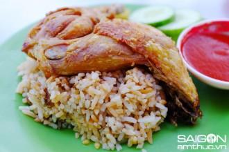 ẩm thực Sài Gòn quận 5