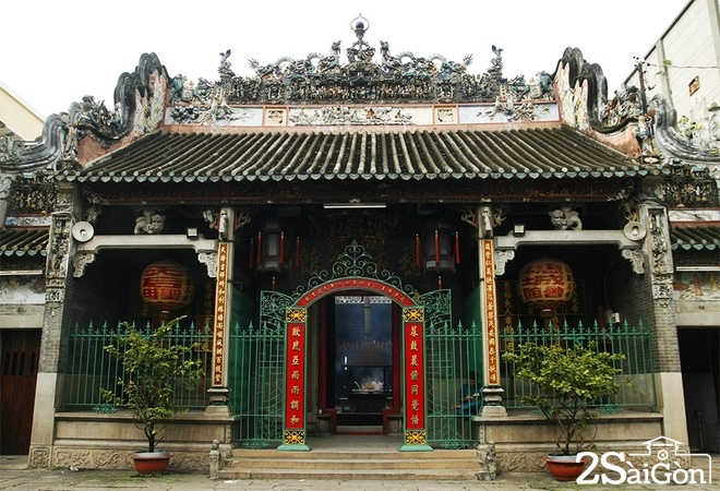 Ba ngôi chùa nổi tiếng ở Sài Gòn 1