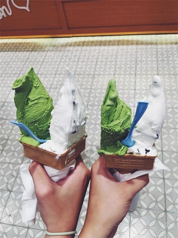 """""""Chân dung"""" những món kem được giới trẻ Sài thành """"check-in"""" điên đảo 5"""