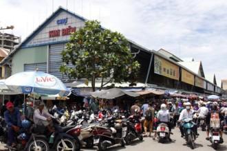 Chợ 'tử thần' sẽ không còn ở trung tâm Sài Gòn 2