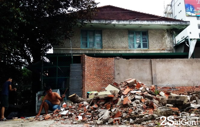 Chưa kịp phân loại, nhà cổ Sài Gòn... biến mất