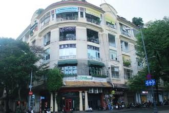 Chung cư cũ Sài Gòn hút khách thuê kinh doanh 1
