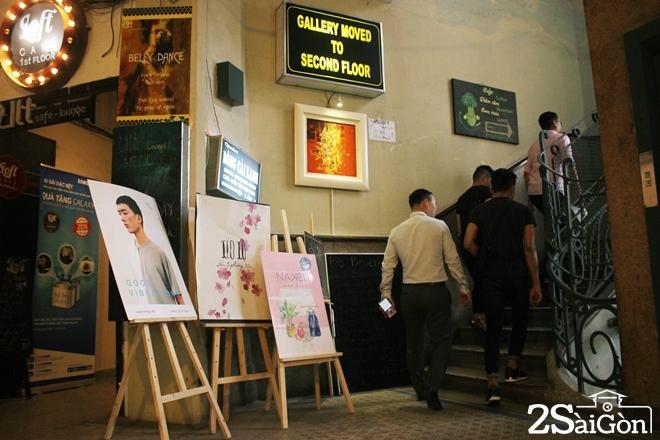 Chung cư cũ Sài Gòn hút khách thuê kinh doanh 2