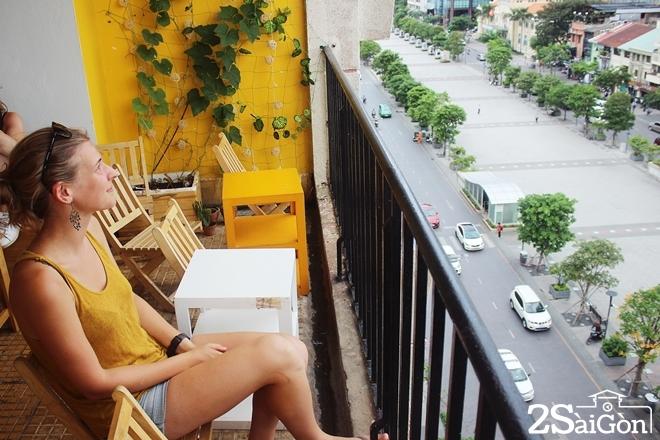 Chung cư cũ Sài Gòn hút khách thuê kinh doanh 3